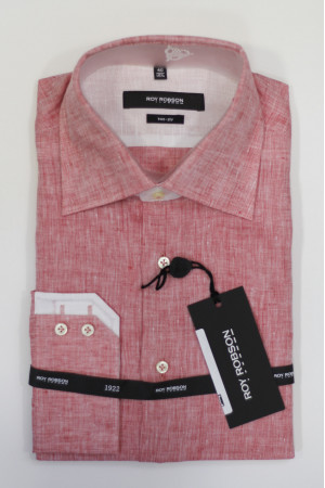 Розовая рубашка Roy Robson