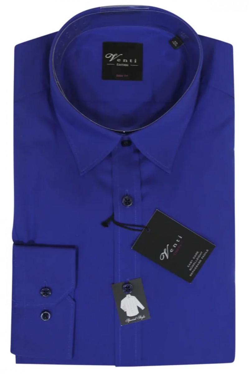 Фиолетовая рубашка Venti