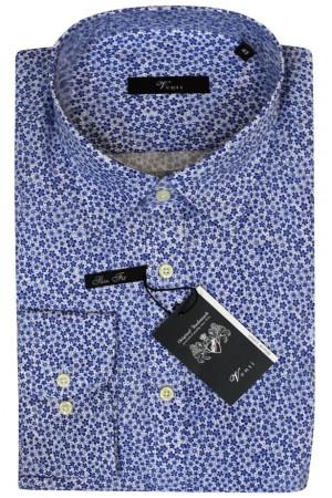 Рубашка синяя Venti