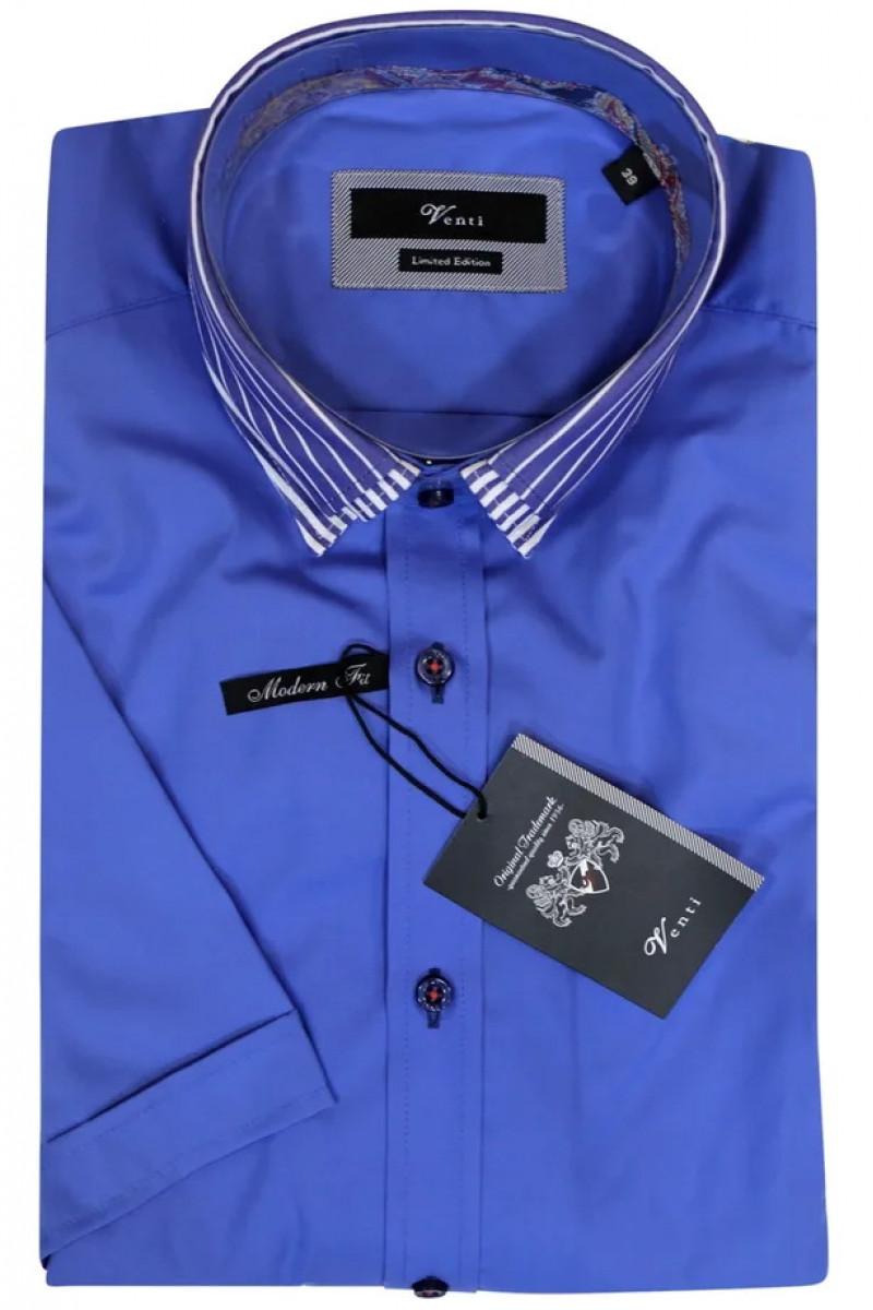 Синяя рубашка Venti