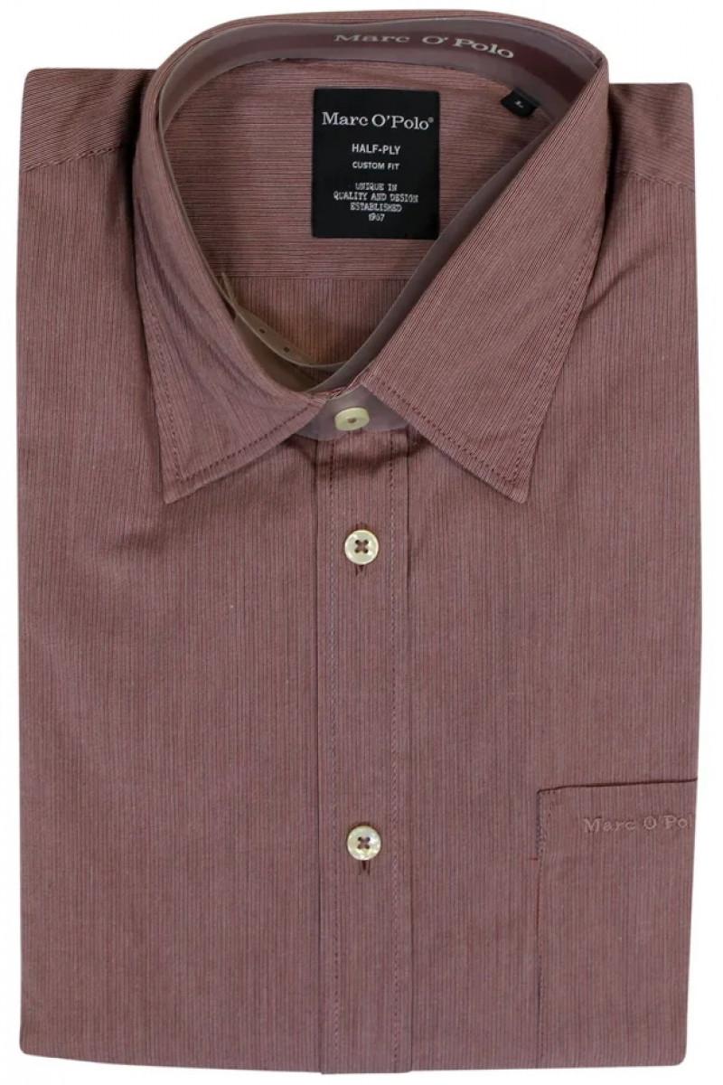 Темно-розовая рубашка Marc O'Polo