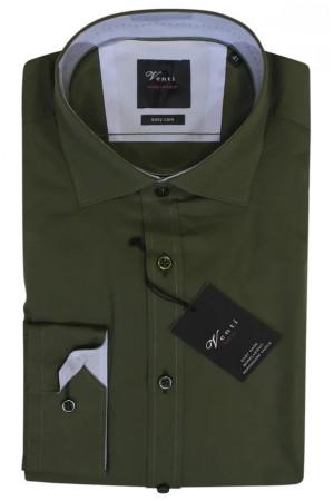 Темно-зеленая рубашка Venti